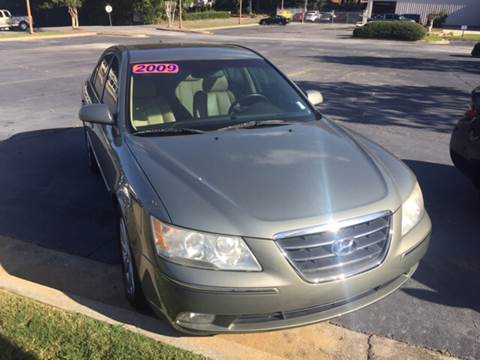2009 Hyundai Sonata for sale in Monroe, GA
