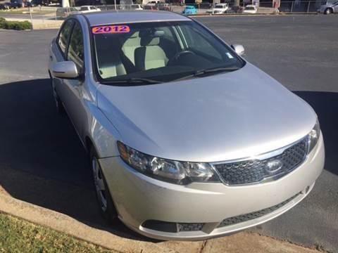 2012 Kia Forte for sale at Fast Auto Sales in Monroe GA