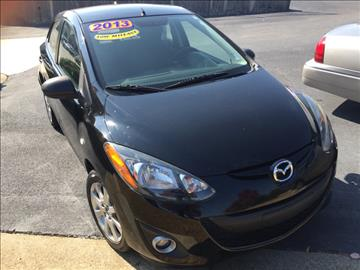 2013 Mazda MAZDA2 for sale at Fast Auto Sales in Monroe GA
