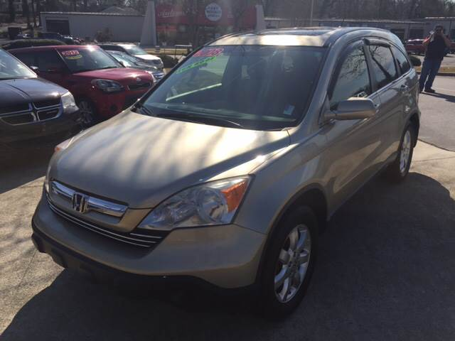 2008 Honda CR-V for sale at Fast Auto Sales in Monroe GA