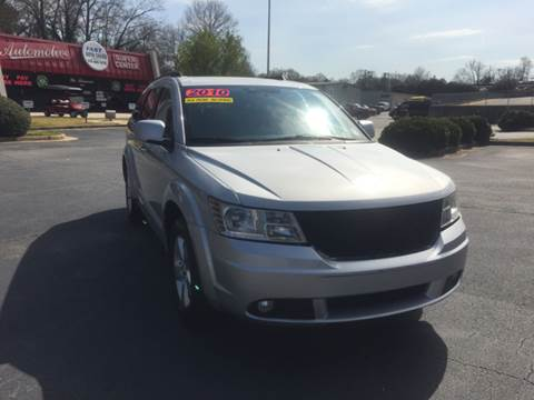 2010 Dodge Journey for sale at Fast Auto Sales in Monroe GA