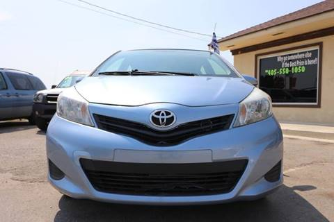 2013 Toyota Yaris for sale in Moore, OK