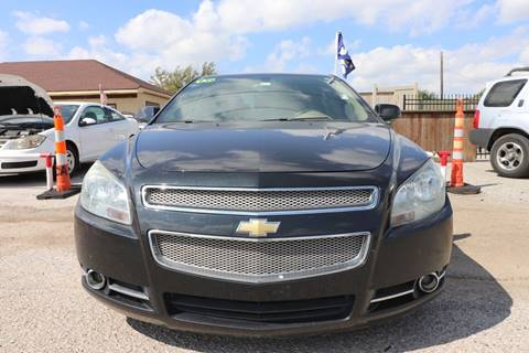 2010 Chevrolet Malibu for sale in Moore, OK