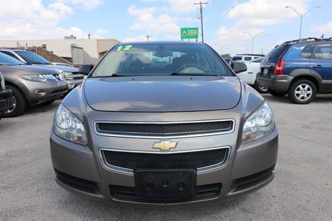 2012 Chevrolet Malibu for sale in Moore, OK