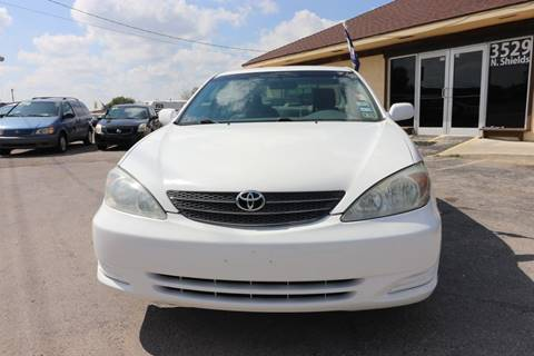 2004 Toyota Camry for sale in Moore OK