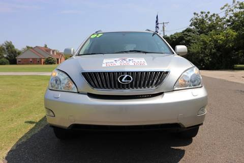 2007 Lexus RX 350 for sale in Moore, OK