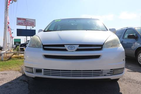 2004 Toyota Sienna for sale in Moore OK