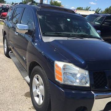 2007 Nissan Armada for sale in Moore, OK