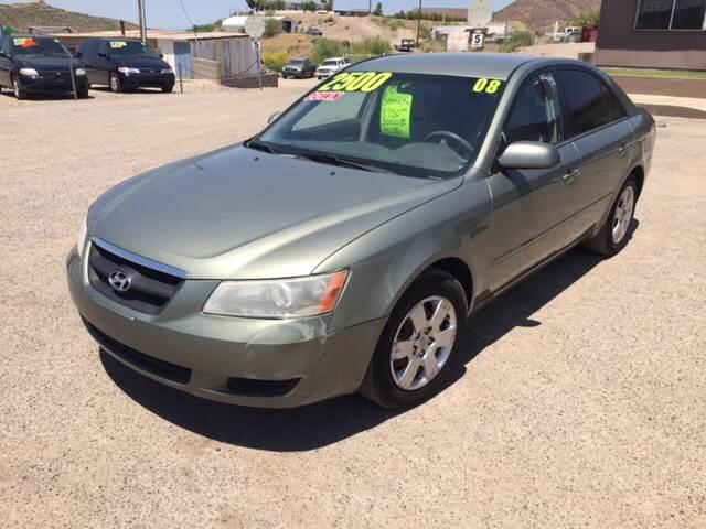 2008 Hyundai Sonata For Sale At Hilltop Motors In Globe AZ