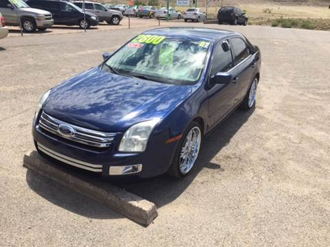 2007 Ford Fusion for sale in Globe, AZ