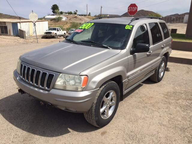 2002 Jeep Grand Cherokee For Sale At Hilltop Motors In Globe AZ