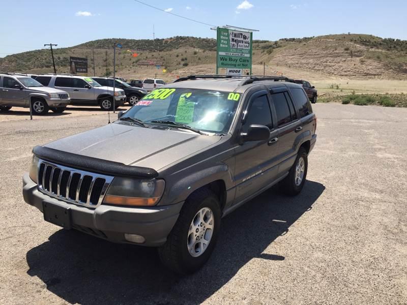 2000 Jeep Grand Cherokee For Sale At Hilltop Motors In Globe AZ