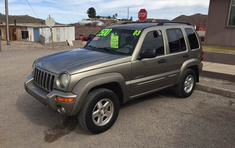 2004 Jeep Liberty for sale in Globe, AZ