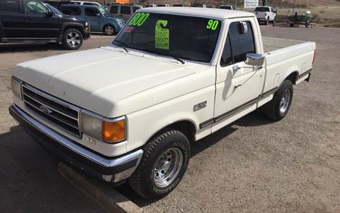 1990 Ford F-150 for sale in Globe, AZ
