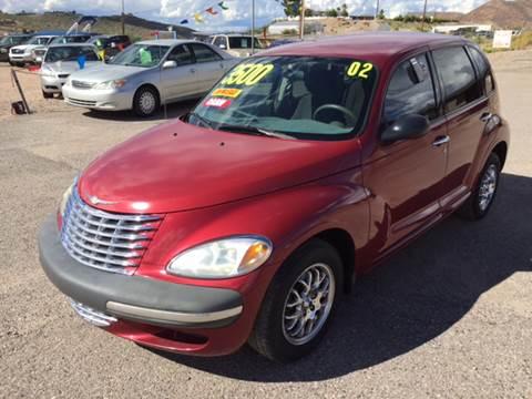 2002 Chrysler PT Cruiser for sale in Globe, AZ