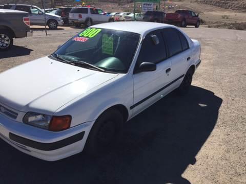 1997 Toyota Tercel for sale in Globe, AZ