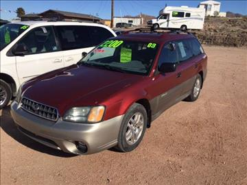 2003 Subaru Outback for sale in Globe, AZ