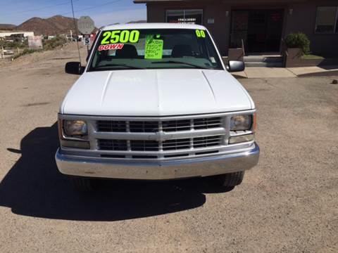2000 Chevrolet C/K 3500 Series for sale in Globe, AZ
