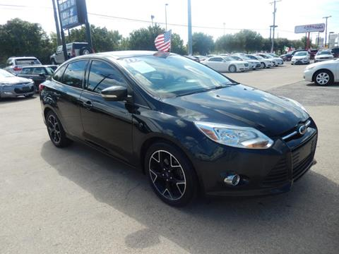 2013 Ford Focus for sale in Garland, TX