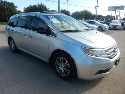 2011 Honda Odyssey for sale in Garland, TX