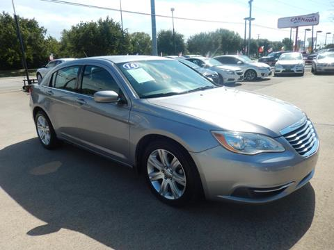 2014 Chrysler 200 for sale in Garland, TX