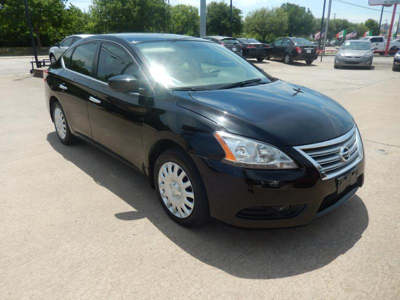 2013 Nissan Sentra S In Garland TX - D&Z Auto Group