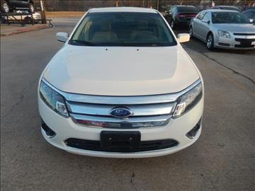 2011 Ford Fusion for sale in Garland, TX