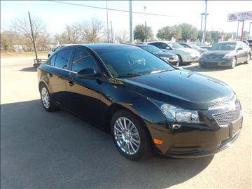 2014 Chevrolet Cruze for sale in Garland, TX