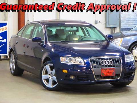 2008 Audi A6 for sale at CarPlex in Manassas VA