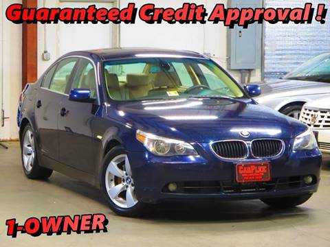 2004 BMW 5 Series for sale at CarPlex in Manassas VA