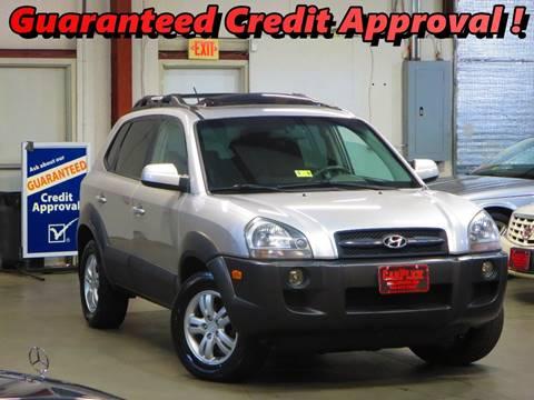 2006 Hyundai Tucson for sale in Manassas, VA
