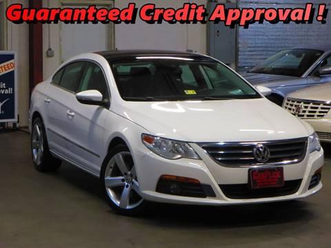 2012 Volkswagen CC for sale at CarPlex in Manassas VA