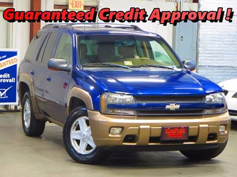 2003 Chevrolet TrailBlazer for sale at CarPlex in Manassas VA