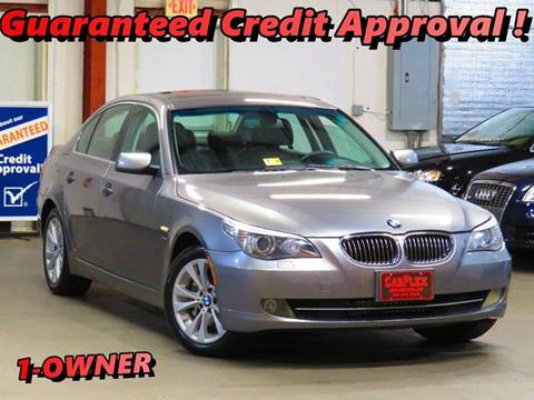 2009 BMW 5 Series for sale at CarPlex in Manassas VA