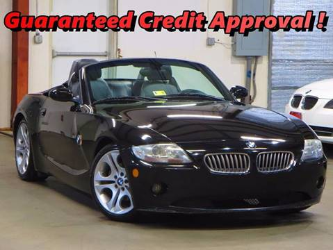 2005 BMW Z4 for sale at CarPlex in Manassas VA