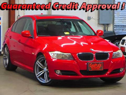 2009 BMW 3 Series for sale at CarPlex in Manassas VA