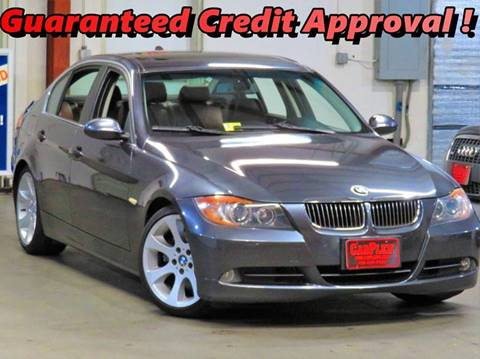 2006 BMW 3 Series for sale at CarPlex in Manassas VA