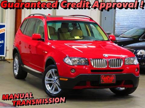 2008 BMW X3 for sale at CarPlex in Manassas VA