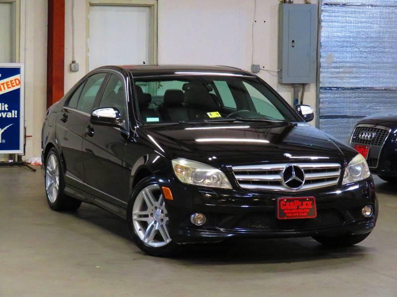 2008 Mercedes-Benz C-Class for sale at CarPlex in Manassas VA