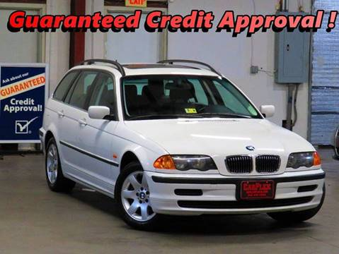 2001 BMW 3 Series for sale at CarPlex in Manassas VA