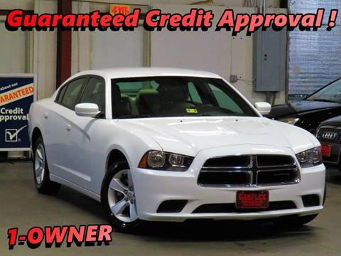 2013 Dodge Charger for sale at CarPlex in Manassas VA