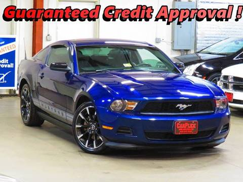 2012 Ford Mustang for sale at CarPlex in Manassas VA