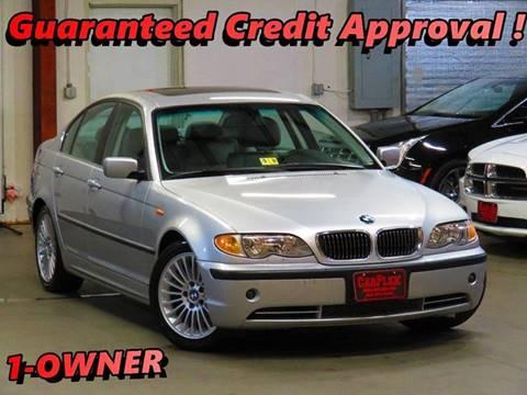 2003 BMW 3 Series for sale at CarPlex in Manassas VA