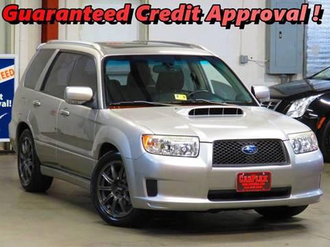 2006 Subaru Forester for sale at CarPlex in Manassas VA
