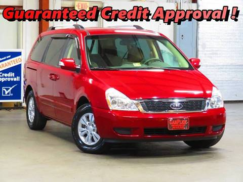 2012 Kia Sedona for sale in Manassas, VA