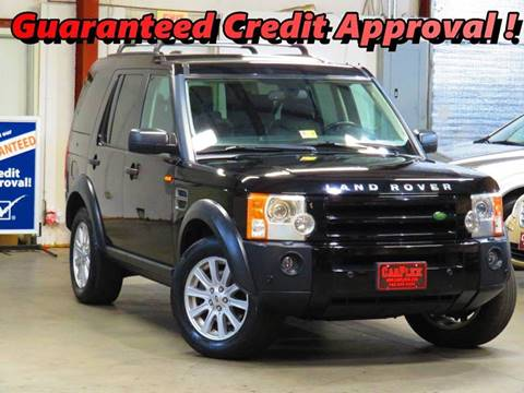 2008 Land Rover LR3 for sale in Manassas, VA