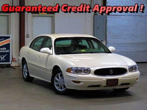 2003 Buick LeSabre for sale at CarPlex in Manassas VA