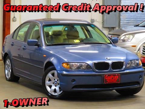 2004 BMW 3 Series for sale at CarPlex in Manassas VA