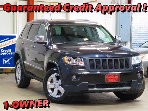 2012 Jeep Grand Cherokee for sale in Manassas, VA