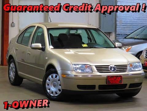 2004 Volkswagen Jetta for sale at CarPlex in Manassas VA